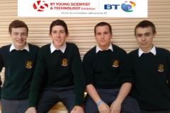 BT young Scientist 2016 K